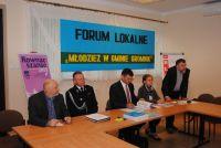 """Czytaj więcej: """"Młodzież w Gminie Gromnik"""" - relacja z Forum Lokalnego dnia 24.09.2013 r."""