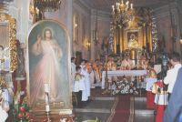 Czytaj więcej: Peregrynacja obrazu Jezusa Miłosiernego