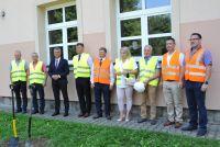 Czytaj więcej: Relacja z symbolicznego rozpoczęcia budowy sali sportowej w Brzozowej