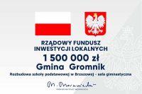 Czytaj więcej: Dotacja na budowę sali gimnastycznej w Brzozowej