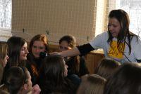 Czytaj więcej: Spotkanie trzech projektów z Małopolski w Sadku-Kostrzy -  26.02.2011