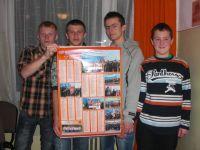 Czytaj więcej: Opracowanie i wydanie Kalendarza Strażackiego 2011